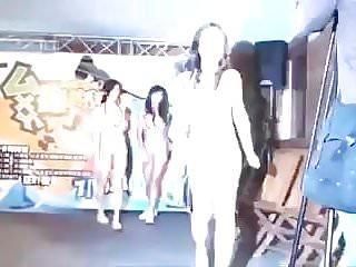 Panties show...