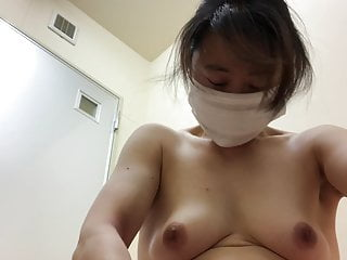 JAV newbie masturbation