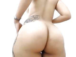 Tattoo latina 039 and curvy body...