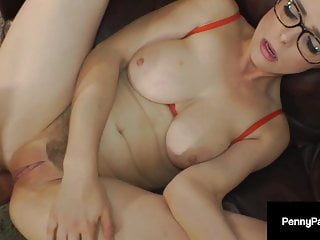Blameless Ginger Schoolgirl Penny Pax Pounded From In the back of!