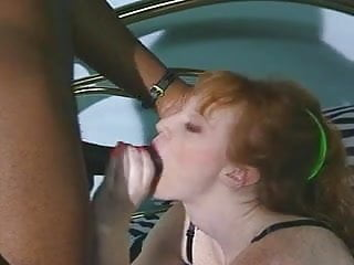 Flame - Natural Redhead Interracial