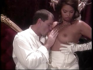 Lusty gets her tight asian pussy licked clean...