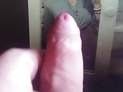 Tribute for young whore with bad talking