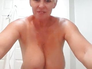 Hot aunty and...
