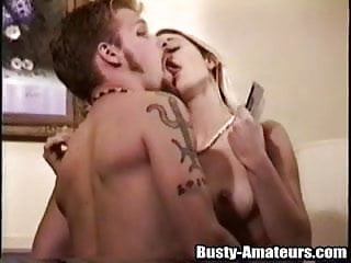 Sunny shows her hardcore sex skills
