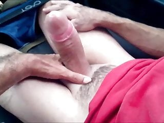 super girth from a white cock