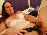 Milf unwinds after a long day II