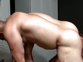 Gay athletic up amateur...