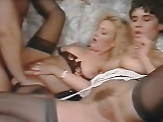 Classic German Threesome from the 90s