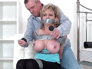 Has tortured then gets spanked...