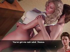 Treasure of Nadia v.87061 - Impregnating doctor Jessica (1)
