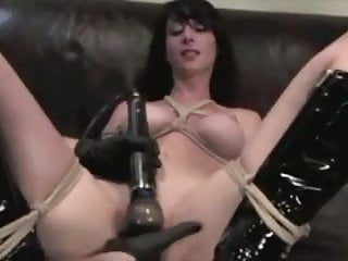 Bondage casting audition...