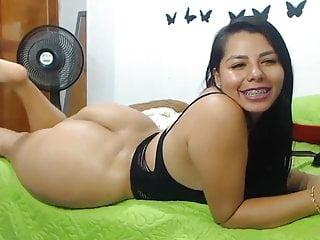 Latina with fat naked...