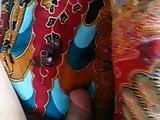 wife's pair lungi & mother in law's pair lungi cum