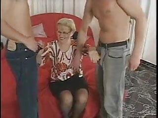 Dp porno granny Granny DP