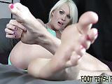Lick my favorite sandals clean you little bitch