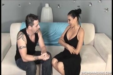 Big boobs amateurs handjob