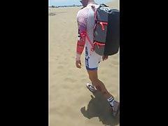 Beach boner