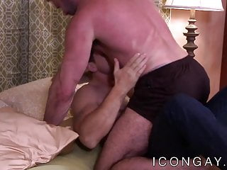 Billy santoro passionately fucked by roman todd...