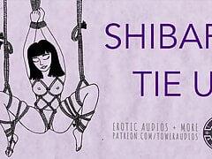 SHIBARI TIE UP - Erotic audio for women -M4F