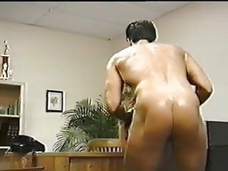 Fucks tamara lee over a desk rare scene...
