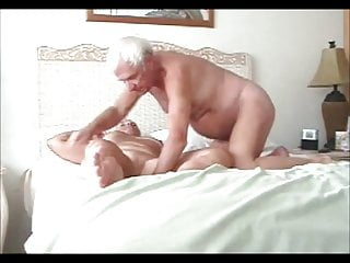 Old sexy couple...