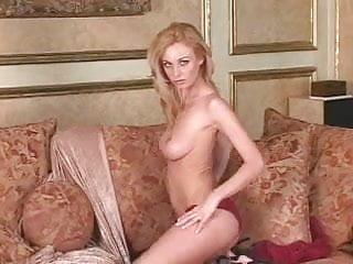 Anita Dark masturbation