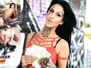 german scout - tattoo teen mina talk to public sex castingPorn Videos