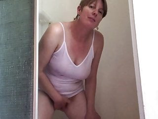 : 2 sexy  Part playing in the shower