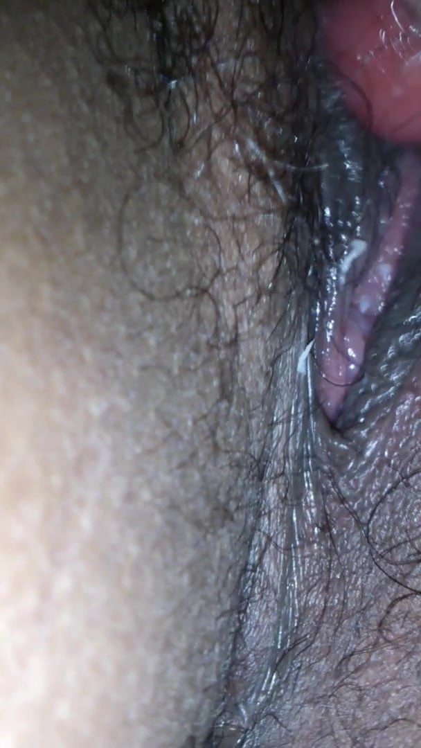 Up Close Missionary Creampie