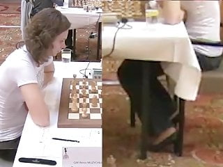 chess girl syntribates during gameHD Sex Videos