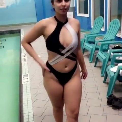 Arab Girl On Webcam With Big Boobs 1 Arab Big Boobs Webcam