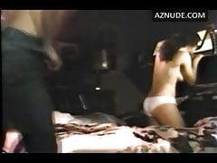 rare H. Lagenkamp film 1984 white satin panties topless