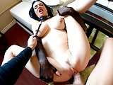 Veronica Avluv get her tiny asshole fucked by a huge cock