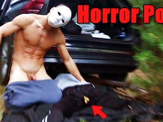 MONSTER FUCKED STUCK IN the FOREST – Russian Horror Porn