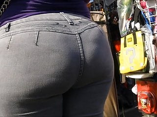 Candid Booty 46