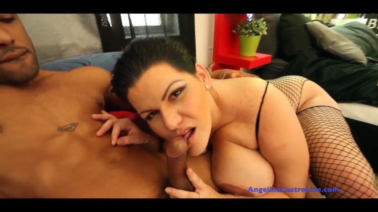 Angelina Castro Ass Lick