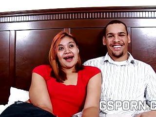 Homemade latin couple...