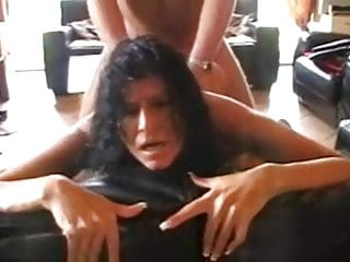 Homemade hard fuck the anal queen milf...