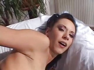 Just Sluts Lisa Double Vaginal Anal squirt