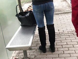 Sexy teen with beatifull ass
