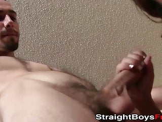 Busty latino babe gives amazing blowjobs to two big fat dick