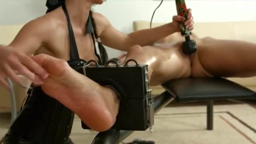 Blonde Milf Tied Up Fucked