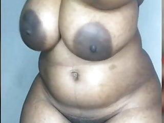 Huge boobs, tits, ass, curvy chubby ebony