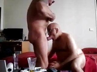 Fuck homosexual old