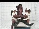black nurses in reverse gangbang