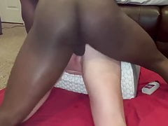 hot wife left dripping with bbc creampie of loverPorn Videos