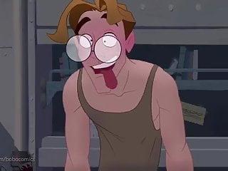 Atlantis Milo Gay Disney Porn