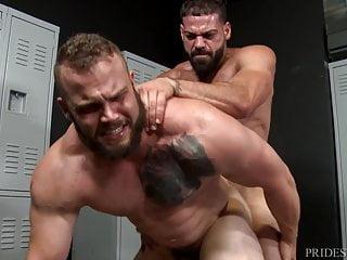 PrideStudios Locker Carter Bareback Pouding Room Daxx