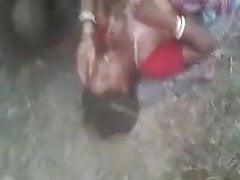 Nude Romp Outdoor